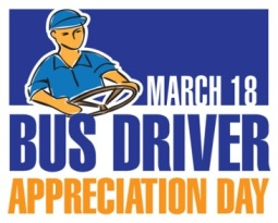 Bus Driver Appreciation Day logo