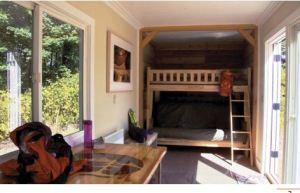 Cargo camper inside
