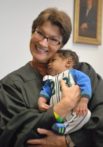 Judge Cheryl B. Carey.  Chief MRJC Judge and Drug Court - Kent
