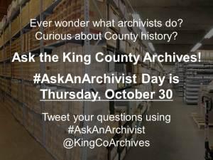AskAnArchivistDay