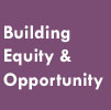 Equity and Opportunity