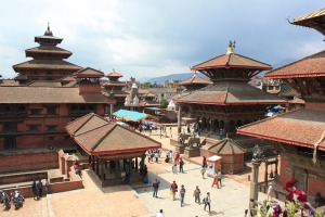 Yub attended high school in the capitol city of Kathmandu, known for world heritage sites such as Durbar Square.