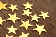 gold stars-kudos