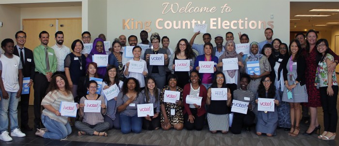 Elections Community Partners