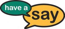 have-a-say-logo