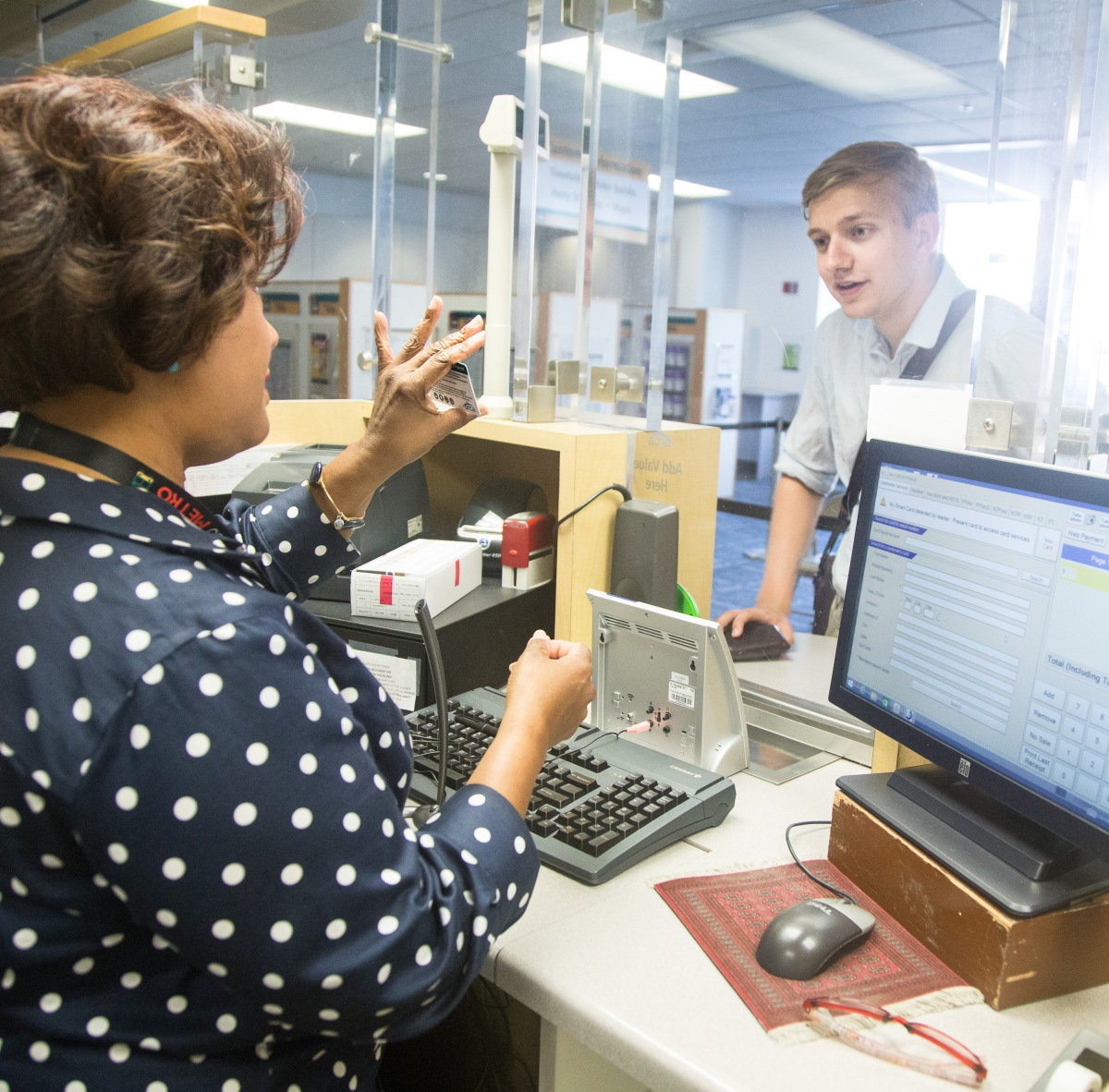 New Loop System At Metro Customer Service Office Helps