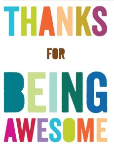 thanks4awesome