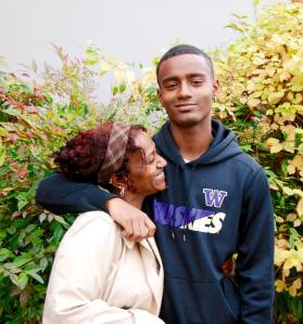 Rimon and his mother benefited from this new program.