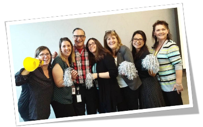 The Employee Giving Program team thanks  you for your donations and dedication to the community!