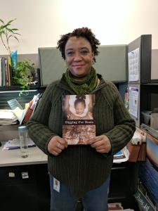 ESJ book winner Cynthia Adams