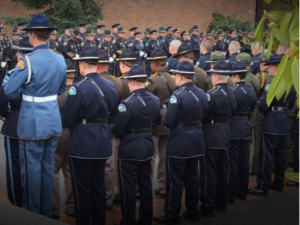 1_LRobson_Honor_The Honor Guard awaits the arrival of Deputy McCartney_s casket