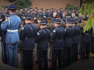 1_LRobson_Honor_The Honor Guard awaits the arrival of Deputy McCartney_s casket