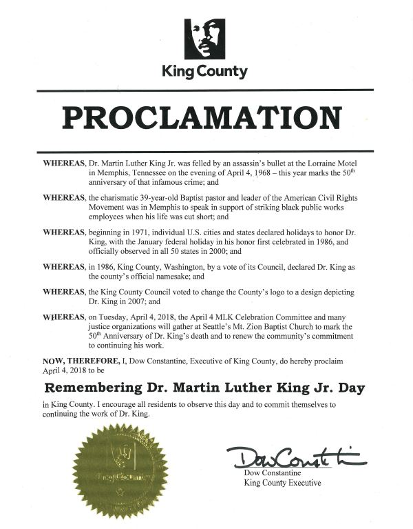 Remembering Dr Martin Luther King Jr. Day