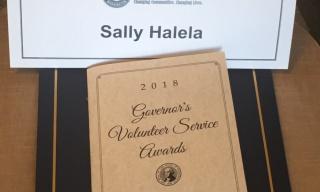gov-service-award-signage-and-booklet-2018-sally-halela