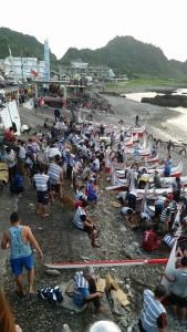 taiwanese canoes