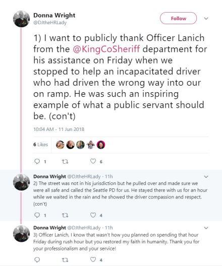 Kudos KC Sheriff fr Donna Wright Capture