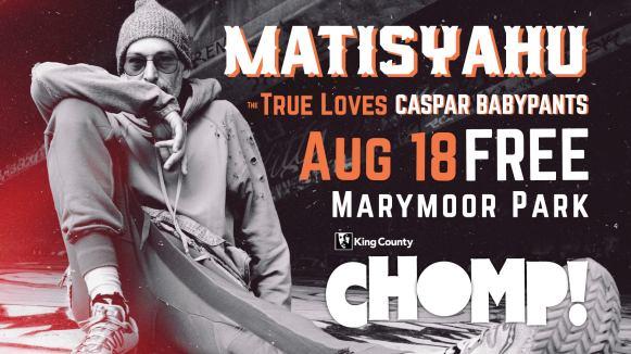 CHOMP poster