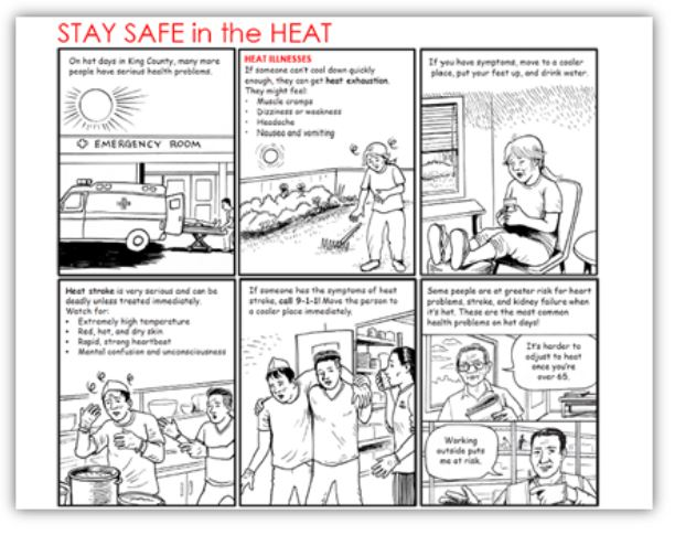 Who is most susceptible to heat? It could be YOU