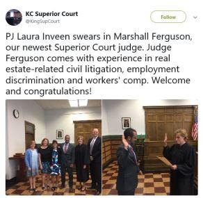 Superior Judge Tweet Capture