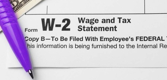 View your W-2 form online, paper copies were also mailed this