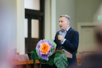 Pictured: King County Executive Dow Constantine