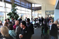 Transition Fairs -Busy Snapshot