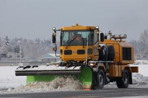 2019 snowmageddon snow plow