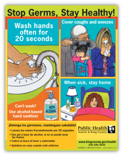 Stop Germs, Stay Healthy