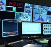 Pictured: A shot of the KCTV control room.